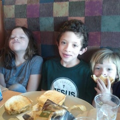 Photo taken at Panera Bread by Greg P. on 12/23/2012