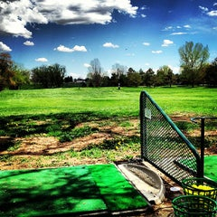 Photo taken at City Park Golf Course by Brandon J. on 5/14/2013