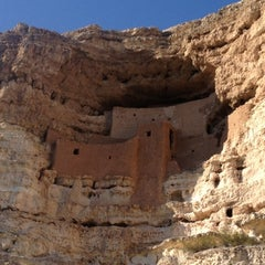 Photo taken at Montezuma Castle National Monument by Angela H. on 9/29/2012