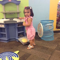 Photo taken at Dobson Ranch Branch Library by MOnica Y. on 9/20/2013