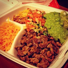 Photo taken at Don Tortaco Mexican Grill by Kim on 4/11/2013