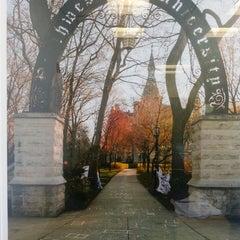 Photo taken at Northwestern University Human Resources by Precious W. on 2/24/2014
