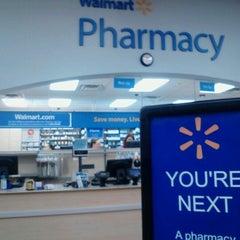 Photo taken at Walmart Supercenter by Desmond T. on 10/15/2012