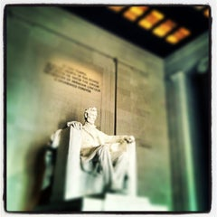 Photo taken at Lincoln Memorial by Chris J. on 7/3/2013