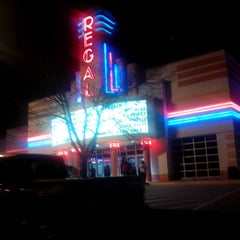 Photo taken at Regal Cinemas Shiloh Crossing 18 by Jhonny P. on 11/19/2012