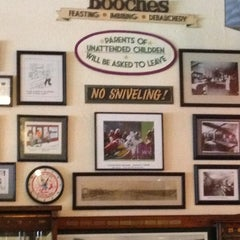 Photo taken at Booche's Billiards Hall by Teresa Gibbons B. on 10/4/2012
