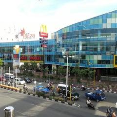 Photo taken at The Plaza Balikpapan by Koko V. on 11/19/2012