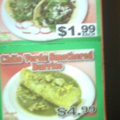 Photo taken at Beto's Mexican Food by James P. on 1/18/2013