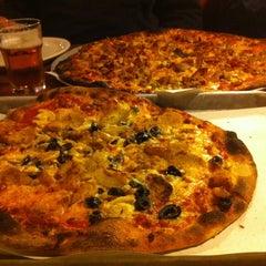 Photo taken at Modern Apizza by Alexa B. on 4/15/2013