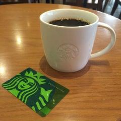 Photo taken at Starbucks Coffee 奈良西大寺駅前店 by Yoshikazu I. on 1/16/2016