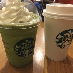 Photo taken at Starbucks Coffee 奈良西大寺駅前店 by Yoshikazu I. on 1/31/2016