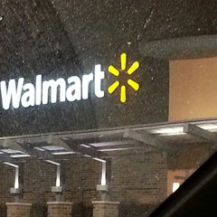 Photo taken at Walmart Supercenter by Joe S. on 2/24/2013