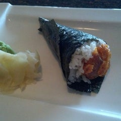 Photo taken at Land of Sushi by Ike H. on 10/6/2012