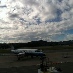 Photo taken at San Luis Obispo County Regional Airport (SBP) by Joseph Michael S. on 1/1/2013