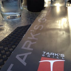 Photo taken at Tark's Grill by Jeff D. on 6/28/2014