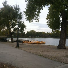 Photo taken at Washington Park by Brian R. on 10/12/2012
