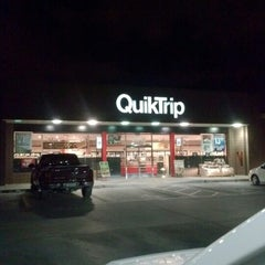 Photo taken at QuikTrip by Jessica A. on 1/29/2013