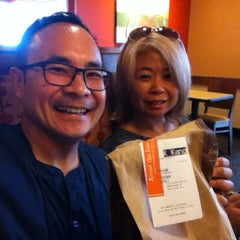Photo taken at Panera Bread by Tito K. on 10/18/2014