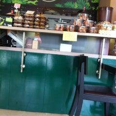 Photo taken at Café Amazon (คาเฟ่ อเมซอน) by Sofia🍒 on 3/14/2013