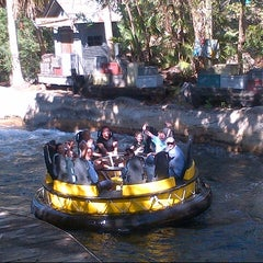 Photo taken at Congo River Rapids by Dave Rose on 3/21/2013
