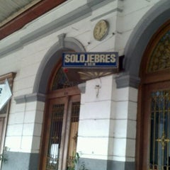 Photo taken at Stasiun Solo Jebres by pHiepH m. on 9/26/2012