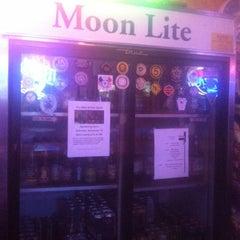 Photo taken at Moonlite Café by Amanda C. on 11/15/2013