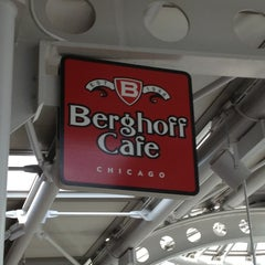 Photo taken at Berghoff Cafe by Mike R. on 6/17/2013