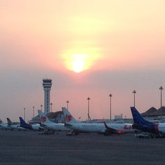 Photo taken at Juanda International Airport (SUB) by Arif A. on 7/19/2013