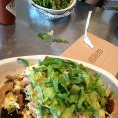 Photo taken at Chipotle Mexican Grill by Christina L. on 4/20/2013