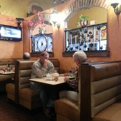 Photo taken at El Jinete Mexican Restaurant by Christine H. on 12/28/2012