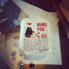 Photo taken at BURGER KING by Felix K. on 10/9/2012