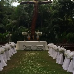 Photo taken at Ex-Hacienda Casasano by Charly P. on 10/18/2014