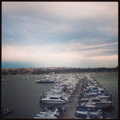 Photo taken at Royal Motor Yacht Club by Adeline T. on 3/16/2014