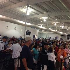 Photo taken at Galveston Cruise Terminal #2 by becca k. on 9/13/2015