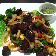 Photo taken at Mai's Restaurant by Ryan K. on 4/28/2013