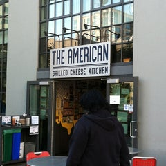 Photo taken at The American Grilled Cheese Kitchen by Adrian on 2/1/2013