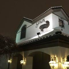 Photo taken at Spain Restaurant by Ken S. on 3/2/2015