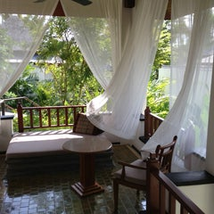 Photo taken at Nakamanda Resort And Spa Krabi by Christian Ø. on 1/18/2013