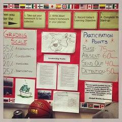 Das Foto wurde bei Manhattan School For Children von Clay W. am 8/28/2013 aufgenommen