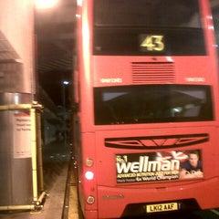Photo taken at London Bridge Bus Station by Douglas R. on 9/22/2012