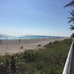 Photo taken at West Palm Beach by Antonio M. on 11/1/2015