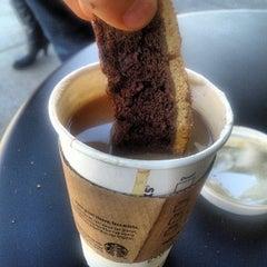 Photo taken at Starbucks by Jonathan G. on 2/17/2013