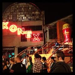 Photo taken at Ciudad Cultural Konex by Denis R. on 4/23/2013