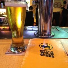 Photo taken at Buffalo Wild Wings by Ruben on 10/27/2012