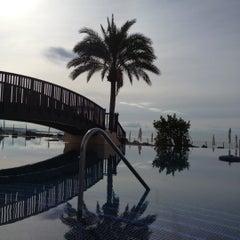Photo taken at Bahia Principe Costa Adeje by Danny D. on 12/11/2012