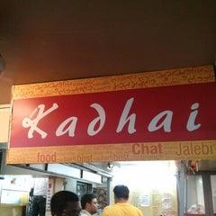 Photo taken at Kadhai by Dhananjay N. on 8/4/2013