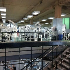 Photo taken at 24 Hour Fitness by J on 11/18/2012