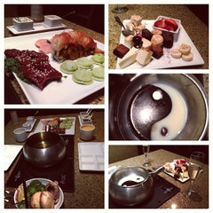 Photo taken at The Melting Pot by Shawn F. on 7/6/2013