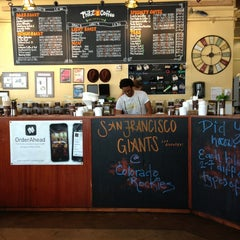 Photo taken at Philz Coffee by Jennifer C. on 5/26/2013