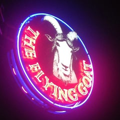 Photo taken at The Flying Goat by Nick H. on 7/20/2013